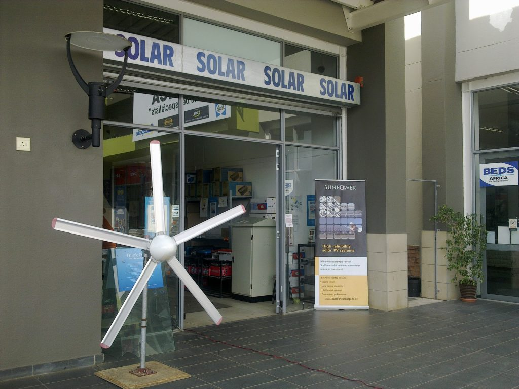 Solar Man Shop Silver Lakes