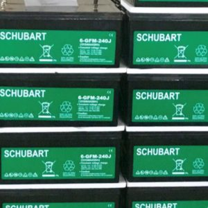 Solar Man SA - Online Shop - Schubart - AGM GEL Batteries
